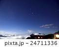 大天井岳からさそり座 24711336