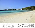 海岸 海 沖縄の写真 24711445