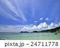 海岸 海 沖縄の写真 24711778