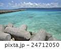 海 沖縄 風景の写真 24712050