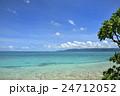 海 沖縄 自然の写真 24712052