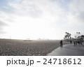 ベニスビーチ ロサンゼルス 24718612