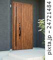 住宅の玄関  24721484