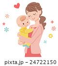赤ちゃんとママ 24722150