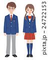 制服の男女3 24722153