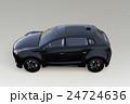 自動車 乗用車 電気自動車のイラスト 24724636
