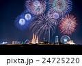 三重県 長島スパーランドの花火 24725220