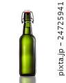ビール 白背景 切り抜きの写真 24725941