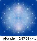 光と星と雪のイメージ 24726441