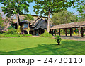 タイ伝統の建物 24730110