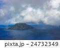 島 八丈小島 晴れの写真 24732349