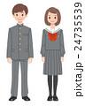 制服の男女12 24735539