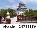 墨俣一夜城 城 天守閣の写真 24738359