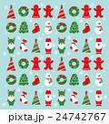 クリスマス イラスト 24742767