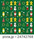クリスマス イラスト 24742768