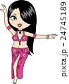 ベリーダンス 24745189