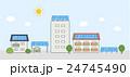 いろんな太陽光発電パネル 24745490