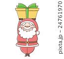 クリスマス サンタ 24761970