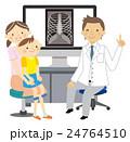医療関連 レントゲン 24764510