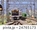 小田急線 3000形  新松田駅 24765173