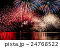 福井県 敦賀 気比 とうろう流しと大花火大会 24768522