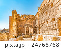 世界遺産バールベック(レバノン、ベカー高原) 24768768