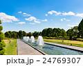 須磨離宮公園 噴水 公園の写真 24769307