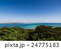 沖縄県 伊良部島 牧山展望台からの景色 24775183