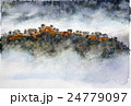 天空の城竹田城 24779097