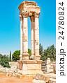 世界遺産アンジャル(レバノン、アンジャル) 24780824