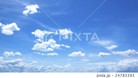 The vast blue sky 24783393