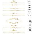 フレーム セット ベクターのイラスト 24783547