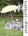 人物 ポートレート 家族の写真 24784974