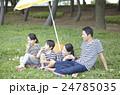 人物 ポートレート 家族の写真 24785035