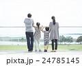 人物 ポートレート 家族の写真 24785145