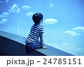人物 ポートレート 男の子の写真 24785151