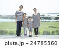 人物 ポートレート 家族の写真 24785360