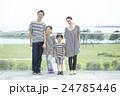 人物 ポートレート 家族の写真 24785446