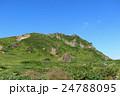 岩手山九合目の不動平の風景 24788095
