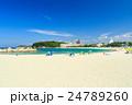 白良浜 海 海水浴の写真 24789260