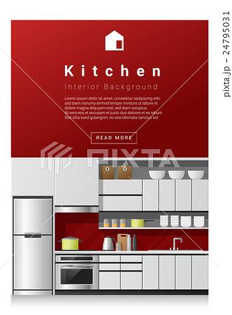 Interior design modern kitchen banner 1 24795031 for Interior design banner images