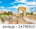 凱旋門(レバノン、ティール) 24796915