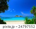 渡嘉敷島 阿波連ビーチ 慶良間諸島の写真 24797552