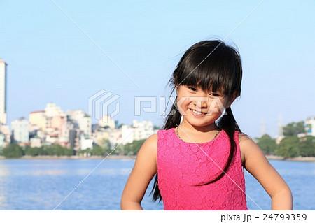 ベトナムにいた可愛い少女 24799359