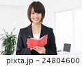 女性 新入社員 ビジネスウーマンの写真 24804600