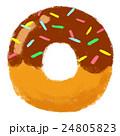 アイコン 挿絵 お菓子のイラスト 24805823