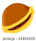 アイコン 挿絵 お菓子のイラスト 24805826