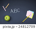 勉強 教育 黒板の写真 24812709
