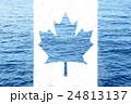 カナダ国旗 24813137