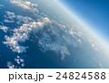 空 空撮 雲の写真 24824588